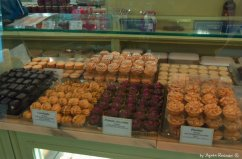 pastries of Profumo shop