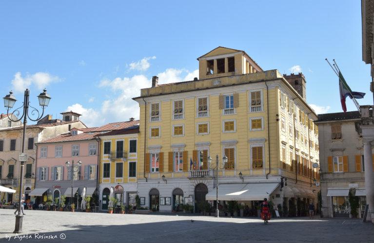 Matteotti Square Sarzana