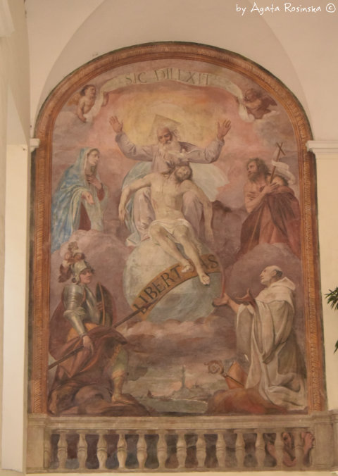 decorations of Palazzo Ducale