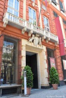 wejście Palazzo Rosso