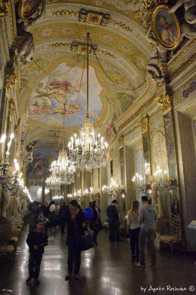 interiors of Rolli Palace