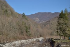 landscapes around Varese Ligure