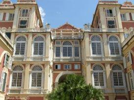 palazzo reale Genua