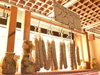 salami from Varese Ligure