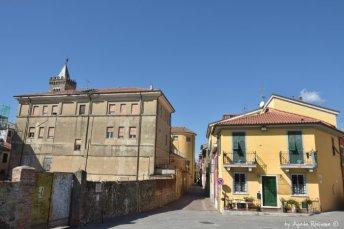 via Fiasella in Sarzana