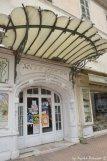 old hotel Menton