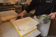 puff pastry and stuffing