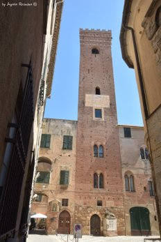 Albengas tower
