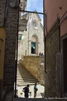 church in Corniglia