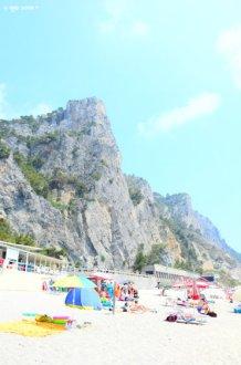 beach in Varigotti