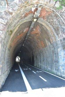 cycle lane Levanto