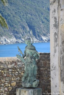 details of Santa Caterina Oratory