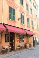 main street in Sestri Levante