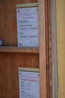 opening hours Tourist Information Cervo