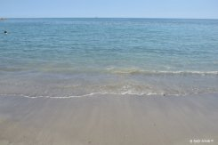 sea in Cervo