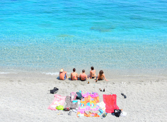 The 10 most beautiful beaches in Liguria!