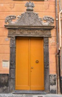 slate portal Sestri Levante