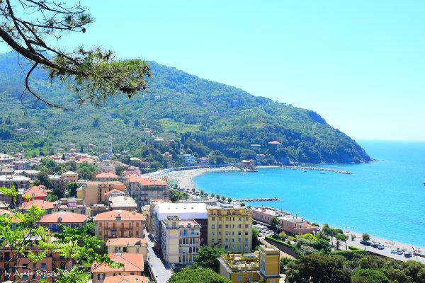 Levanto, szósta Cinque Terre!