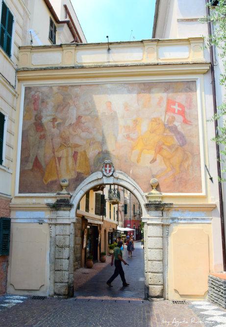 town gate Noli