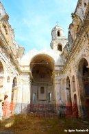 the church of Bussana Vecchia