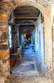 passage in Tellaro