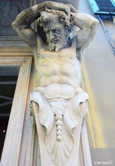 sculture castelletto