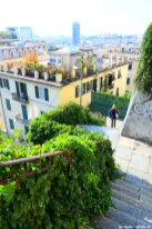 stairs of Castelletto