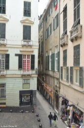old town Genoa