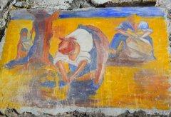 Apricale street art