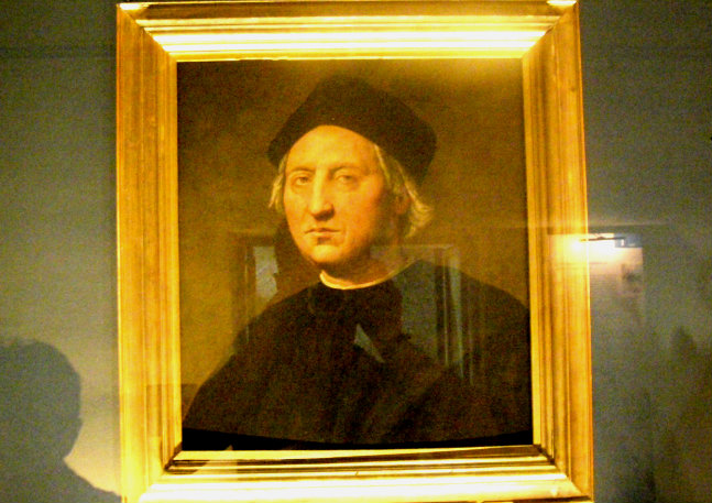 Gdzie naprawdę urodził się Krzysztof Kolumb?