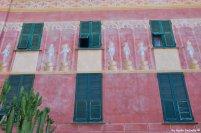 facade in Chiavari