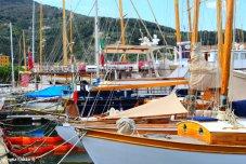 boats harbour Le Grazie