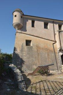 castle in Finalborgo