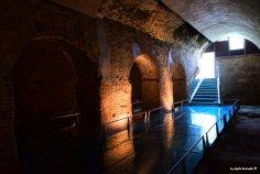 inside the roman cistern 4