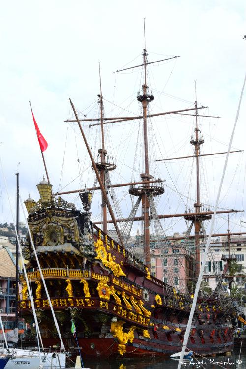 ship of pirates
