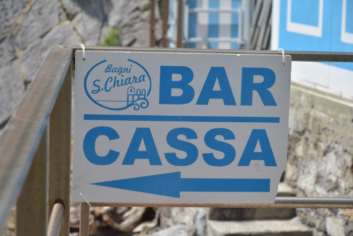 bar capo santa Chiara