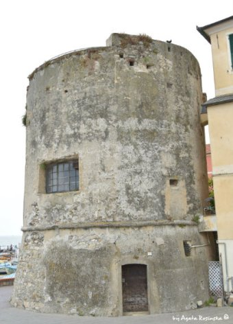 fortified tower of Laigueglia