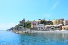 next to Boccadasse