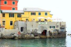 restaurant in Boccadasse