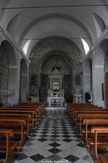 church interiors Volastra