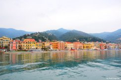 view on Alassio