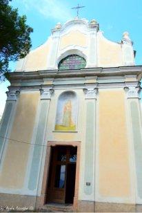 saint Martin church Crosa-Verazze
