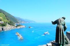 saint francis sculpture Monterosso