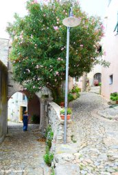 the streets of Roccaro