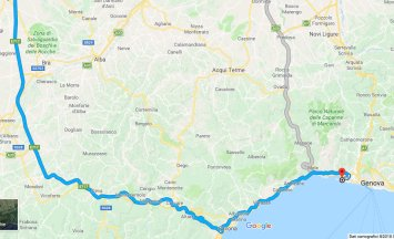 Northen Italy-western Liguria