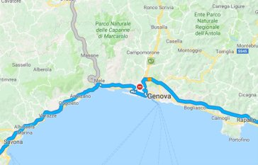deviation Genoa