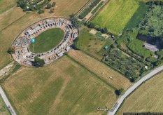 amphiteater Luni by Google Maps