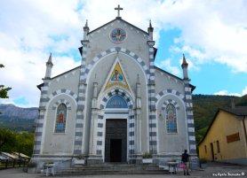 church Santo Stefano d'Aveto