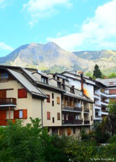 mountains in Santo Stefano d'Aveto