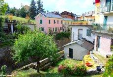 old part of Santo Stefano d'Aveto